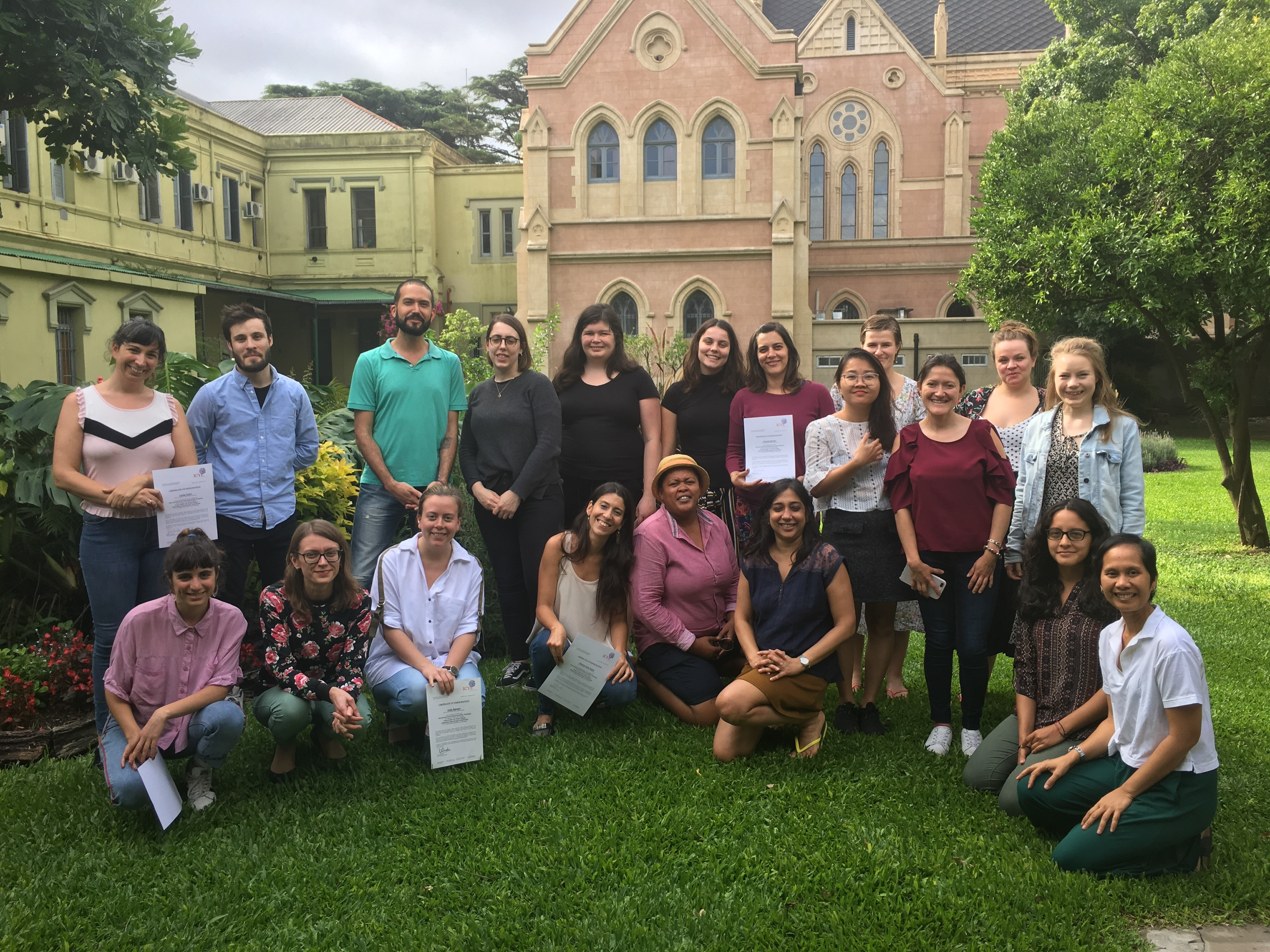 Projects and Activities – International Cultural Youth Exchange